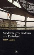 Bekijk details van Moderne geschiedenis van Duitsland