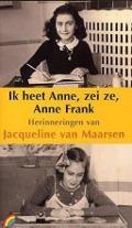 Bekijk details van Ik heet Anne, zei ze, Anne Frank