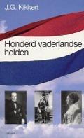 Bekijk details van Honderd vaderlandse helden