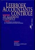 Bekijk details van Leerboek accountantscontrole; 6