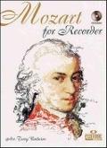 Bekijk details van Mozart for recorder
