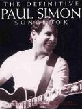 Bekijk details van The definitive Paul Simon songbook