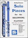 Bekijk details van Solo pieces for the beginning flutist