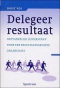 Bekijk details van Delegeer resultaat