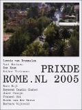 Bekijk details van PrixdeRome.nl 2005