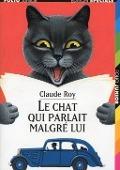 Bekijk details van Le chat qui parlait malgré lui