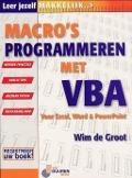 Bekijk details van Macro's programmeren met VBA