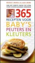 Bekijk details van 365 recepten voor baby's, peuters en kleuters
