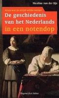 Bekijk details van De geschiedenis van het Nederlands in een notendop