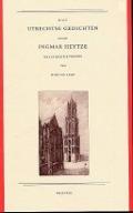 Bekijk details van Utrechtse gedichten