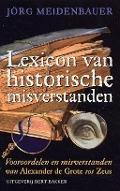 Bekijk details van Lexicon van historische misverstanden