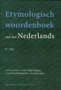 Bekijk details van Etymologisch woordenboek van het Nederlands; [Dl. 2] F-Ka