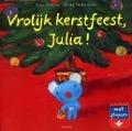Bekijk details van Vrolijk kerstfeest, Julia!
