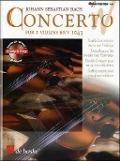 Bekijk details van Concerto for 2 violins BWV 1043 in d minor