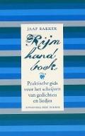 Bekijk details van Rijmhandboek