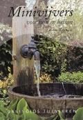 Bekijk details van Minivijvers voor tuin en balkon