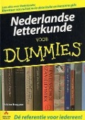 Bekijk details van Nederlandse letterkunde voor dummies