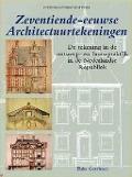 Bekijk details van Zeventiende-eeuwse architectuurtekeningen