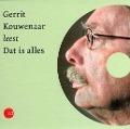 Bekijk details van Gerrit Kouwenaar leest Dat is alles