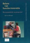 Bekijk details van Balans van functie-innovatie