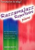 Bekijk details van Razzamajazz repertoire; Piano