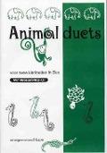 Bekijk details van Animal duets