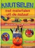Bekijk details van Knutselen met materialen uit de natuur