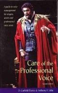 Bekijk details van Care of the professional voice