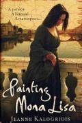 Bekijk details van Painting Mona Lisa