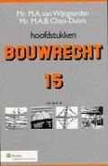 Bekijk details van Hoofdstukken bouwrecht; 15