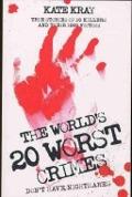 Bekijk details van The world's 20 worst crimes