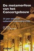 Bekijk details van De metamorfose van het Concertgebouw