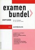 Bekijk details van Examenbundel vwo aardrijkskunde; 2007/2008