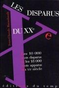 Bekijk details van Les disparus du XXe