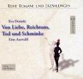 Bekijk details van Von Liebe, Reichtum, Tod und Schminke