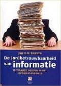 Bekijk details van De (on)betrouwbaarheid van informatie