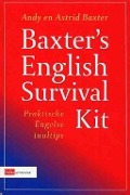 Bekijk details van Baxter's English survival kit