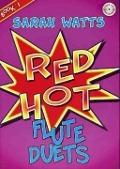 Bekijk details van Red hot flute duets; Book 1