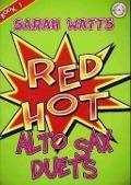 Bekijk details van Red hot alto sax duets; Book 1