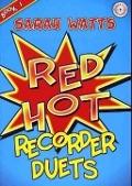 Bekijk details van Red hot recorder duets; Book 1