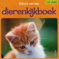 Bekijk details van Baby's eerste dierenkijkboek