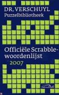 Bekijk details van Officiële scrabblewoordenlijst 2007