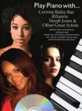 Bekijk details van Play piano with... Corinne Bailey Rae, Rihanna, Norah Jones & other great artists