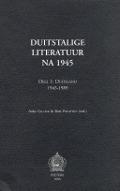 Bekijk details van Duitstalige literatuur na 1945; Deel 1