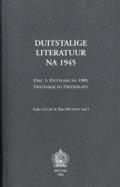 Bekijk details van Duitstalige literatuur na 1945; Deel 2