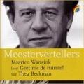 Bekijk details van Maarten Wansink leest Geef me de ruimte! van Thea Beckman