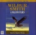 Bekijk details van A falcon flies