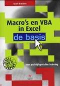 Bekijk details van Macro's en VBA in Excel