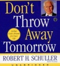 Bekijk details van Don't throw away tomorrow