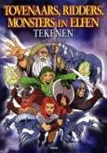 Bekijk details van Tovenaars, ridders, monsters en elfen tekenen